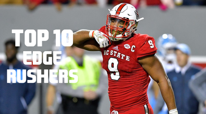 Top 10 edge rushers in the 2018 NFL Draft: