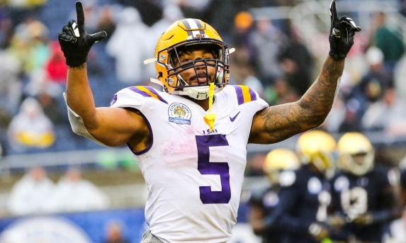 NCAA Football: Citrus Bowl-Notre Dame vs Louisiana State