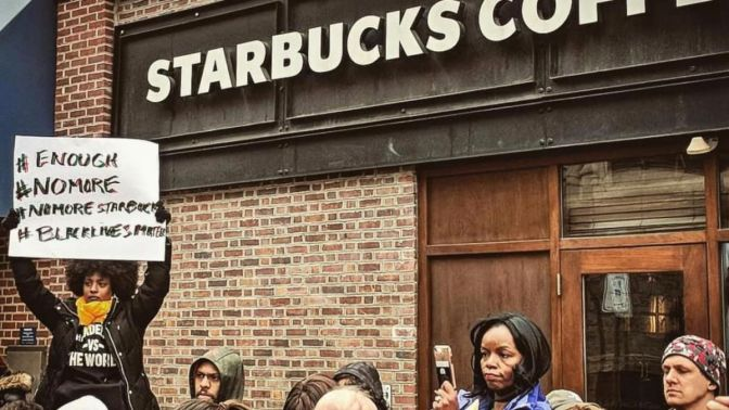 Starbucks To Temporarily Close U.S. Stores For Racial Bias Training
