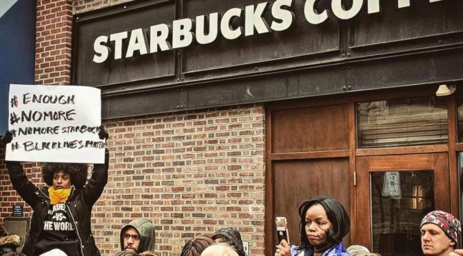 Starbucks To Temporarily Close U.S. Stores For Racial Bias Training
