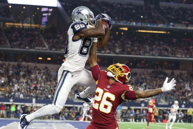 After Release, Dez Bryant says Playing In NFC East, Possible