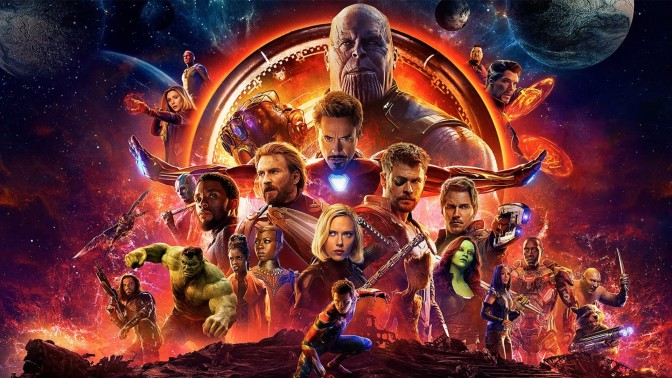 Movies With Migs: Thanos: Infinity War