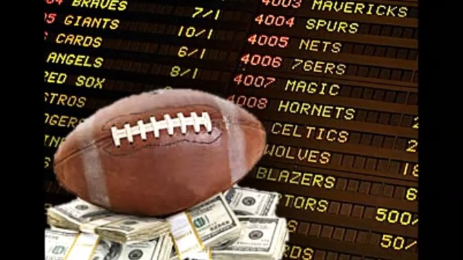 Supreme Courts Strikes Down Sports Gambling Law