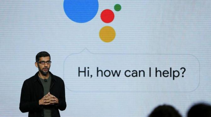 Google Assistant Can Now Make and Interact On Phone Calls For You.Cool or Scary?