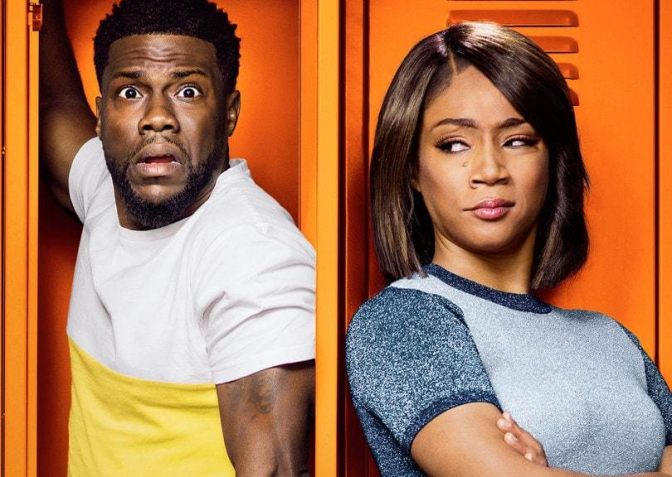 """Night School"" Staring Kevin Hart And Tiffany Haddish"