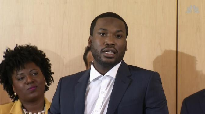 Meek Mill Speaks Passionately About Criminal Justice Reform