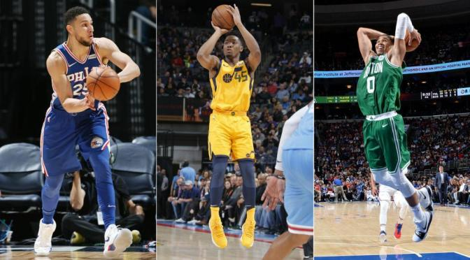 Simmons, Mitchell Unanimous Picks For NBA All-Rookie Team