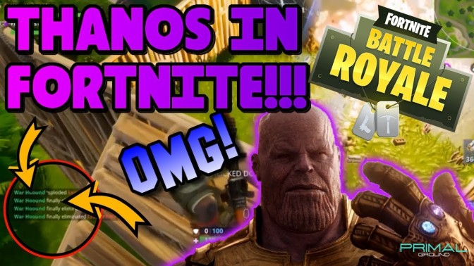 Fortnite To Team Up With The Avengers