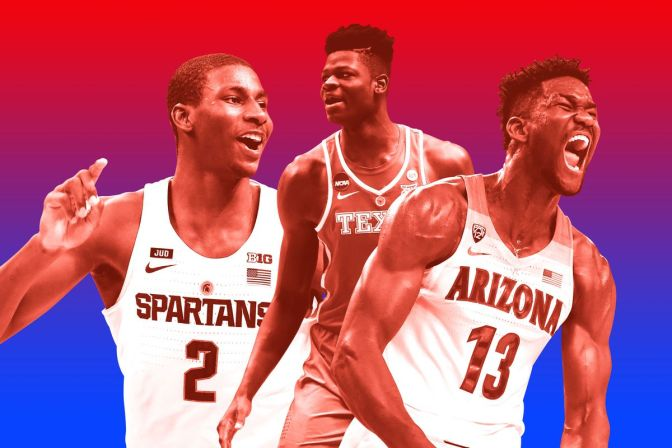 2018 NBA Mock Draft 2.0