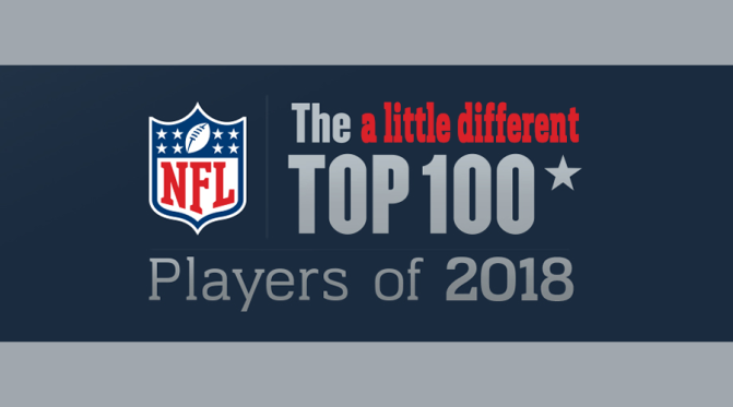 NFL Top 100 Players of 2018: