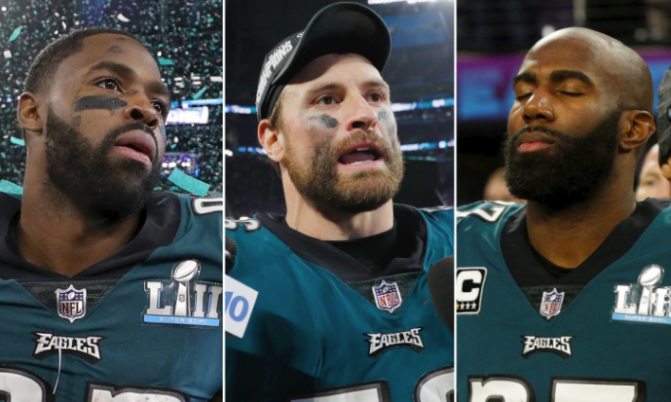 Report: Less Than 10 Eagles Players Were Planning To Attend White House
