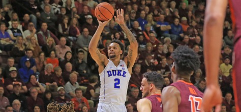 Duke University v Virginia Tech