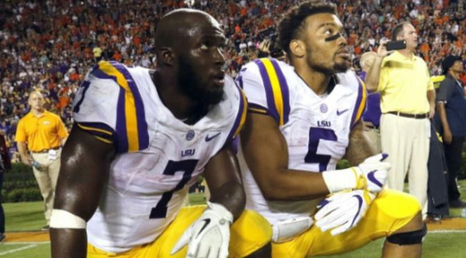 Leonard Fournette, Derrius Guice Help Pay Student's Tuition