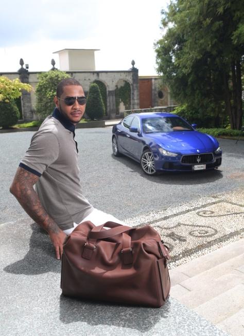 Carmelo+Anthony+Zegna+Maserati+3