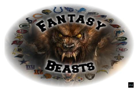 Fantasy Beasts w DLE