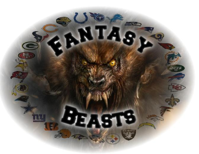 "FANTASY BEASTS ""RUNNING BACKS THAT CARRY THE LOAD"""