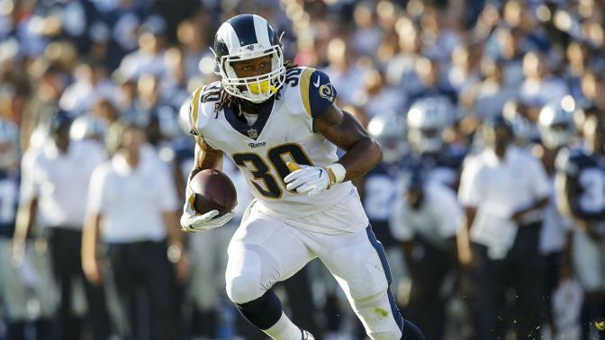 Rams Sign Gurley To 4-Year / $60 Million Extension