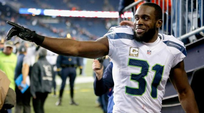 It Seems Kam Chancellor Is Retiring