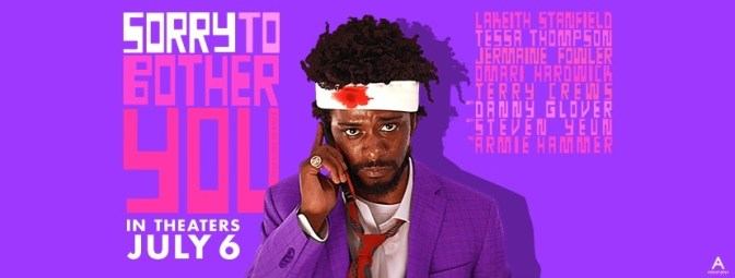 Screenings With Migs: Sorry To Bother You