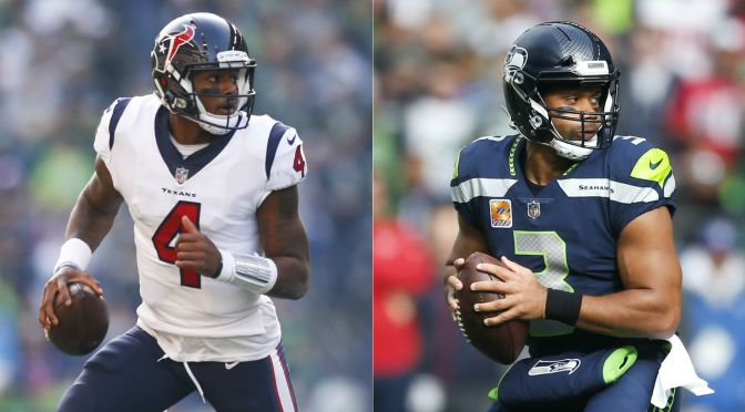 FANTASY BEASTS' 2018 TOP 15 FANTASY QUARTERBACKS