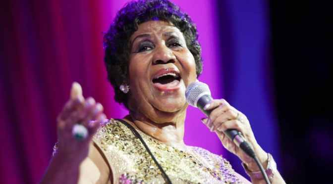 Aretha Franklin Gravely ill