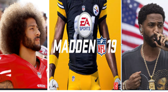 EA Issues Apology For Kaepernick Removal