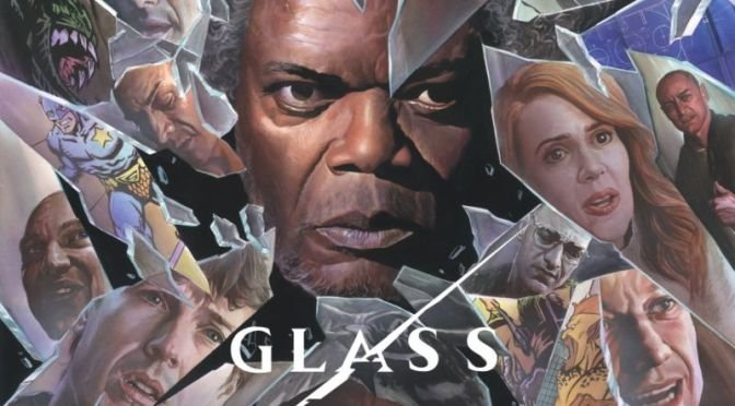 "Samuel Jackson and Bruce Willis Star In ""Glass"""