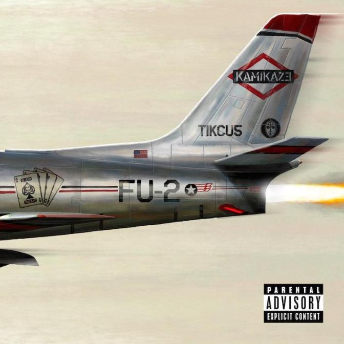 "Check Out Eminem's New Album ""Kamikaze"""