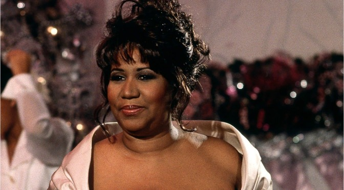 Aretha Franklin Movie In the Beginning Stages