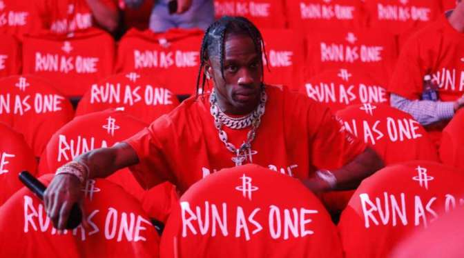 Travis Scott To Executive Produce The NBA 2K19 Soundtrack