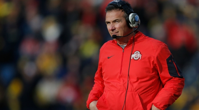 Ohio State To Suspend Urban Meyer for Three Games