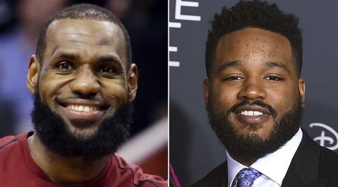 Ryan Coogler To Produce New Space Jam Film Starring LeBron James