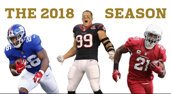 Predicting the entire 2018 NFL season: