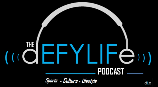 The Defy Life Podcast – Debut Of West Coast J