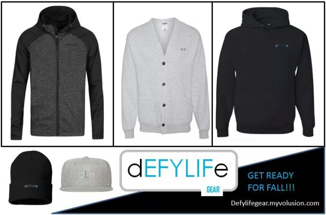 Get Ready For Fall With Defy Life Gear
