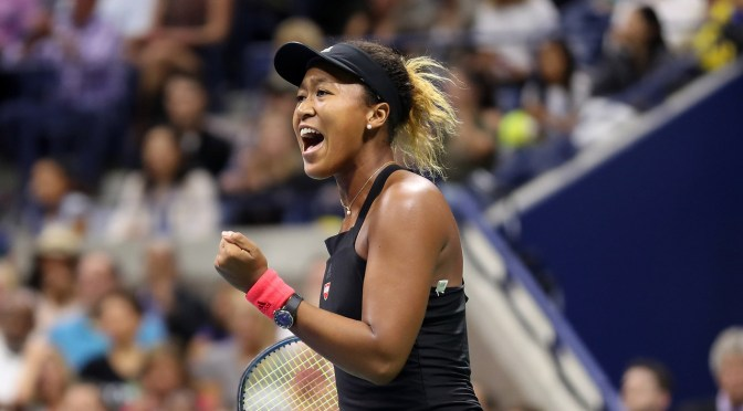 Naomi Osaka Defeats Serena Williams In  U.S. Open Finals