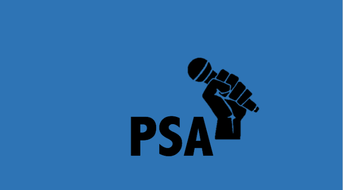 PUBLIC SPORTS ANNOUNCEMENT (PSA) EPISODE 22