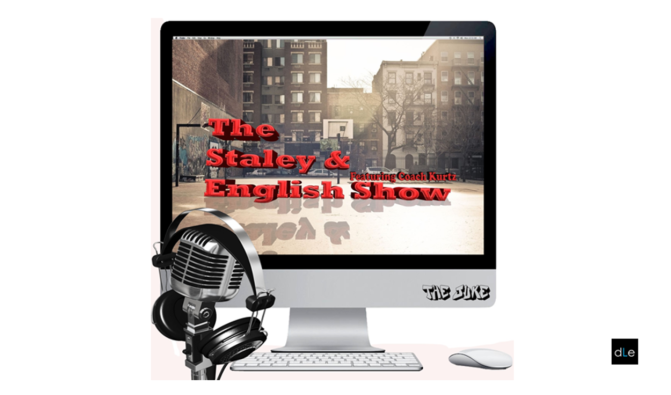 The Staley and English Show Podcast w/ Coach Kurtz