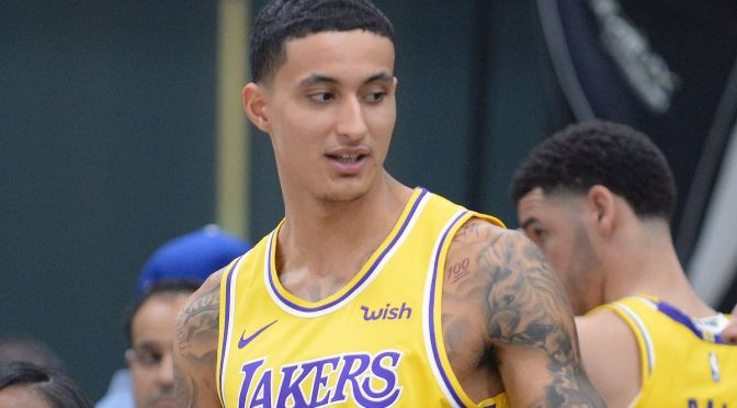 Kyle Kuzma To Play Center For New Look Lakers