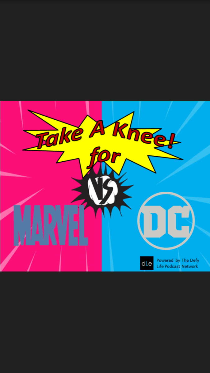 TAKE A KNEE FOR MARVEL vs DC Episode 1- The Arrowverse