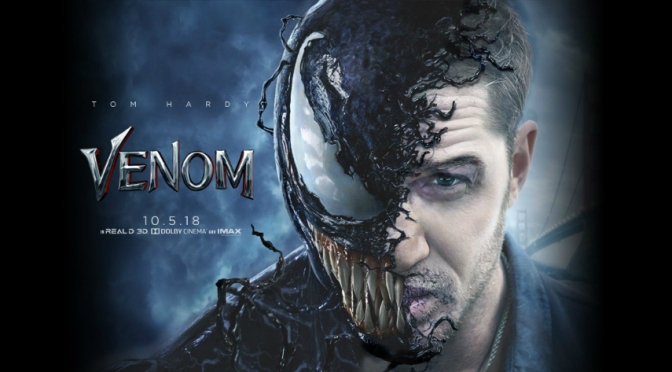 Screenings With Migs: Venom (Spoiler Free)