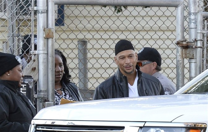 Rae Carruth Released From Prison After 18 Years