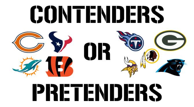 Separating contenders from pretenders: