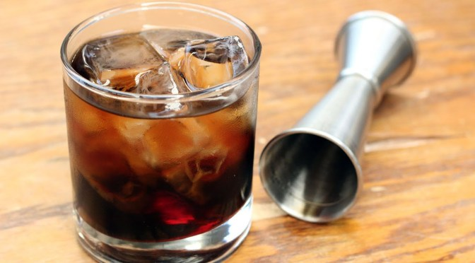 Cocktail of the Week: Black Russian