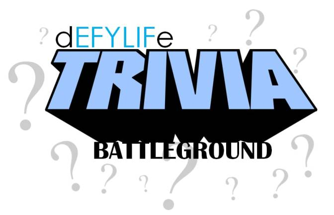 Defy Life Trivia Battleground: Season 1 Episode 2