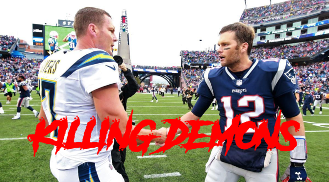 How Philip Rivers can finally beat Tom Brady: