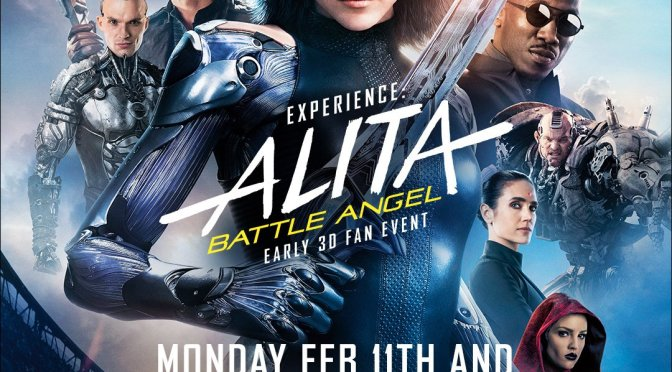 Movies With Migs: Alita: Battle Angel (Spoiler Free)