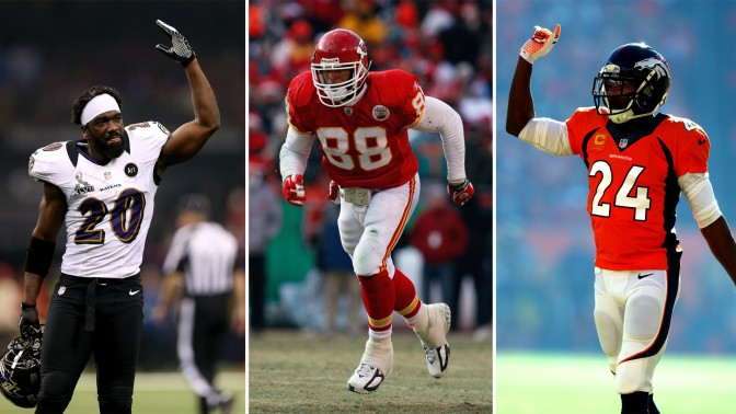 Reed, Gonzalez, Bailey Headline 2019 Hall Of Fame Class