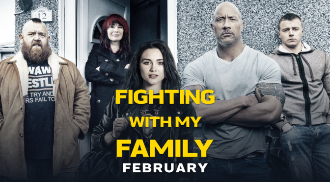 Screenings With Migs: Fighting With My Family