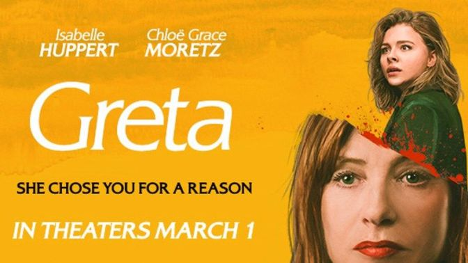 Screenings With Migs: Greta (Spoiler Free)